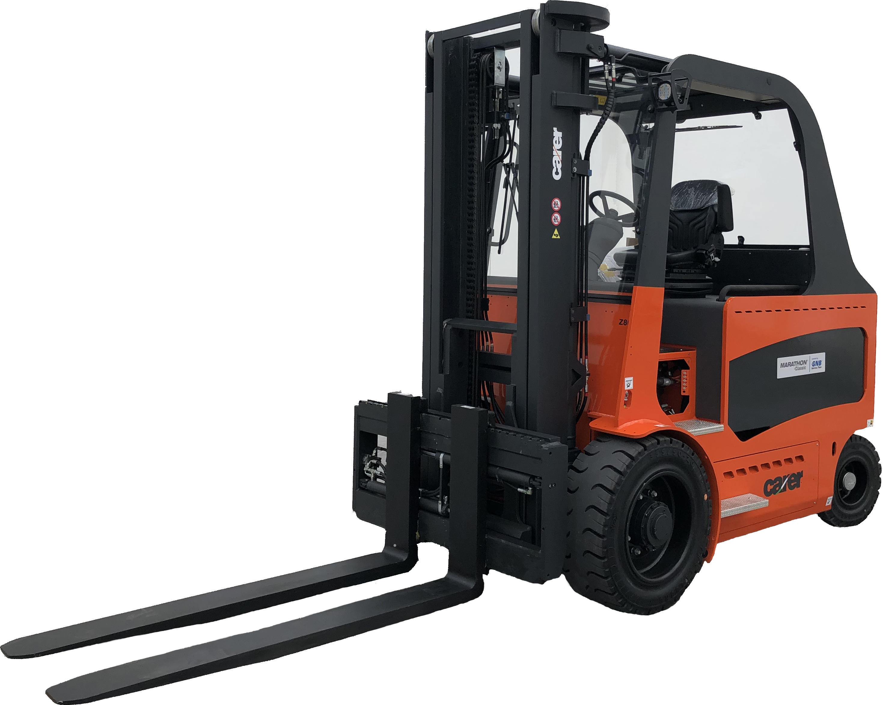 Electric Forklift Z 60-80 H2