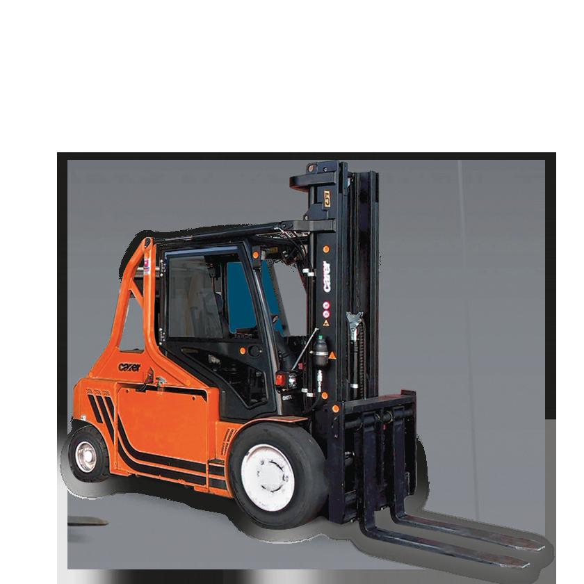 Electric Forklift F 60-90 H2